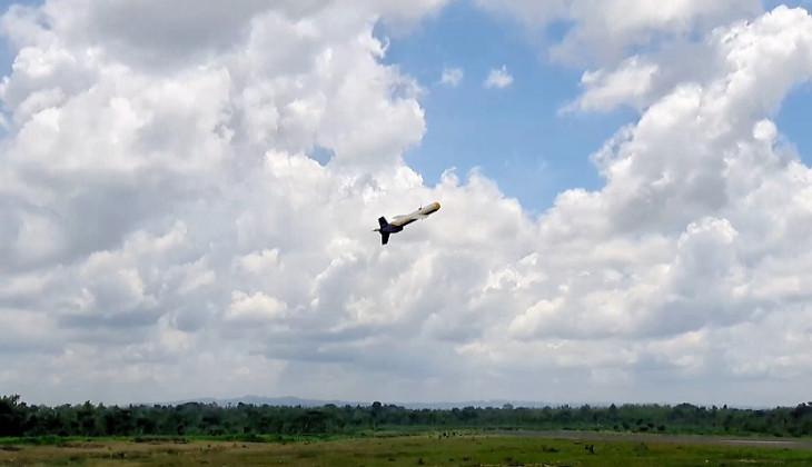 Rudal PASOPATI UGM Sukses Melakukan Uji Terbang
