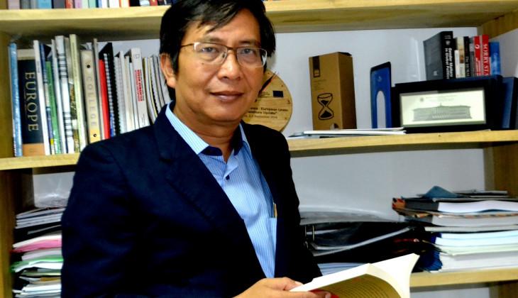 Muhadi Sugiono Diundang Hadiri Penganugerahan Hadiah Nobel Perdamaian