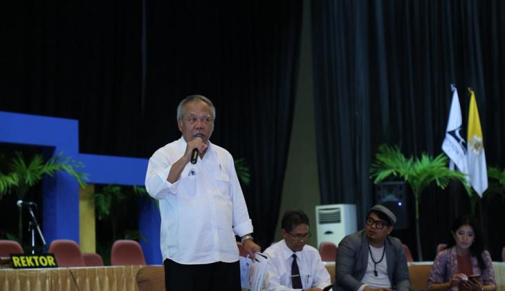 Menteri PUPR Basuki Beri Wejangan pada Calon Wisudawan UGM