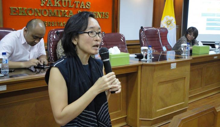 Deputi KSP Ajak Mahasiswa Berkiprah di Sektor Publik