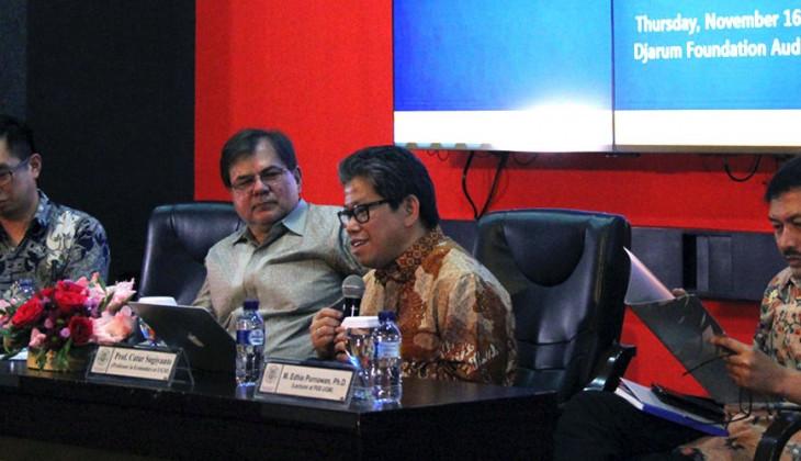 Ketua Misi IMF Untuk Indonesia Beri Kuliah Umum