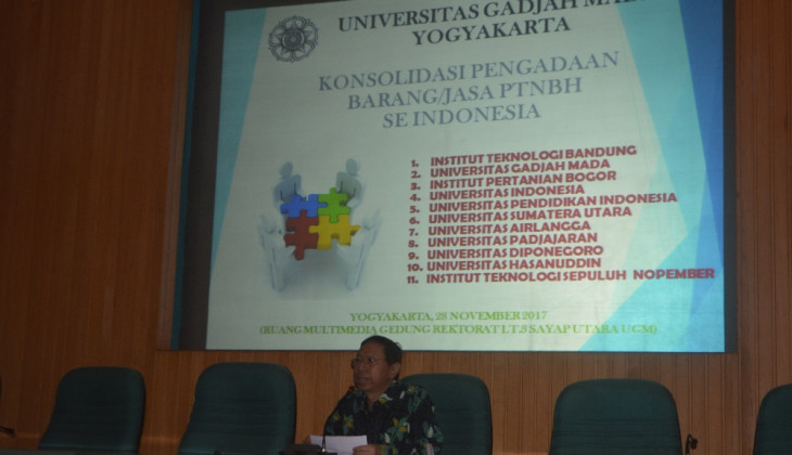 11 PTN BH Konsolidasi Pengadaan Barang/Jasa