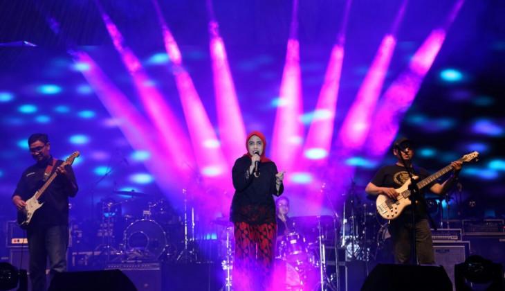 Konser Gadjah Mada Puncak Pagelaran Budaya UGM