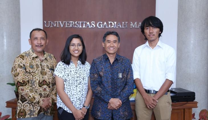 Tim iFish UGM Juara Kompetisi IOT Asia Pasifik