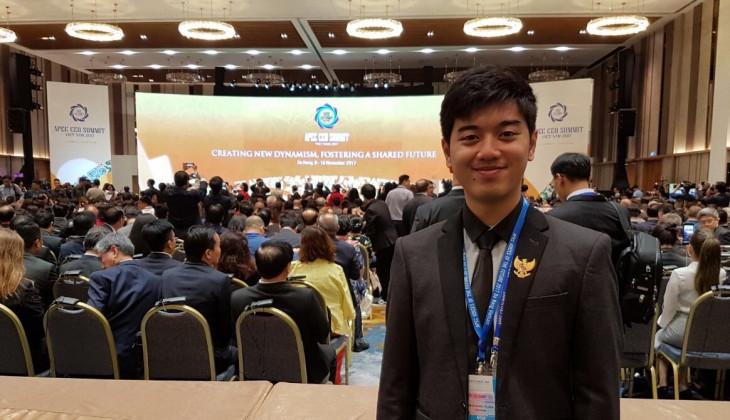 Mahasiswa UGM Berpartisipasi dalam Forum Pemuda APEC
