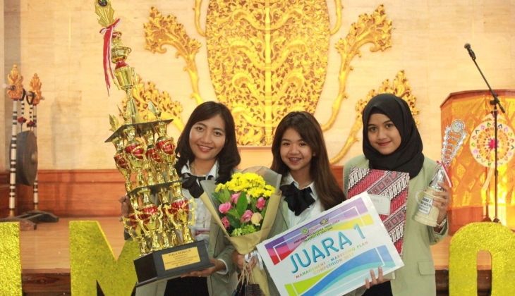 UGM Juara 1 Marketing Plan Competition 2017