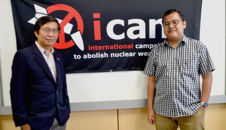 Dua Akademisi UGM Turut Serta dalam Upacara Penyerahan Hadiah Nobel