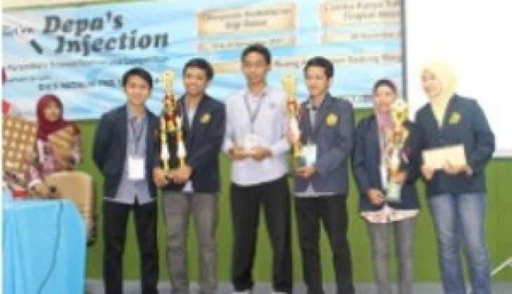 FKG UGM Sukses Gelar National Dentistry Research Competition