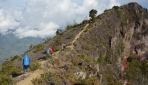Tim Mapagama Taklukan Gunung Inerie Flores