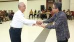 Kepala Bagian Kepegawaian UGM, Bambang Dwi Suko Widodo, S.Mn