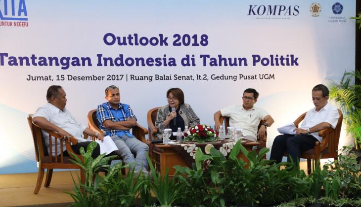 Jelang Tahun Politik, Politisi Diminta Tidak Gunakan Isu Memecah Belah Bangsa