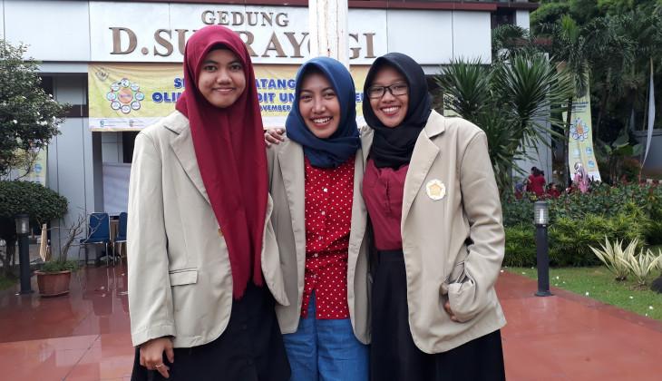 Tim Nusantara FEB UGM Menangi BPK AUDINATION 2017