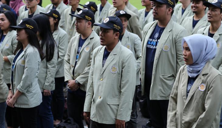 Mahasiswa KKN PPM Diharapkan Mampu Bekerja Bersama Masyarakat