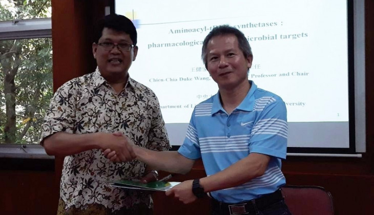 Fakultas Biologi UGM Jajaki Kerja Sama Double Degree S2 Dengan National Central University