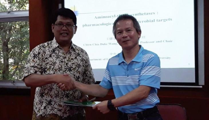 Fakultas Biologi UGM Jajaki Kerja Sama Double Degree S2 Dengan National Central University
