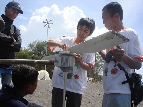 Ikut Lomba Desain Kincir, Mahasiswa Didorong Kuasai Teknologi Energi Baru Terbarukan