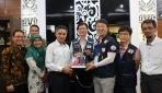 SV UGM dan Jeonju Volunteer Center Korea Perkuat Kerja Sama