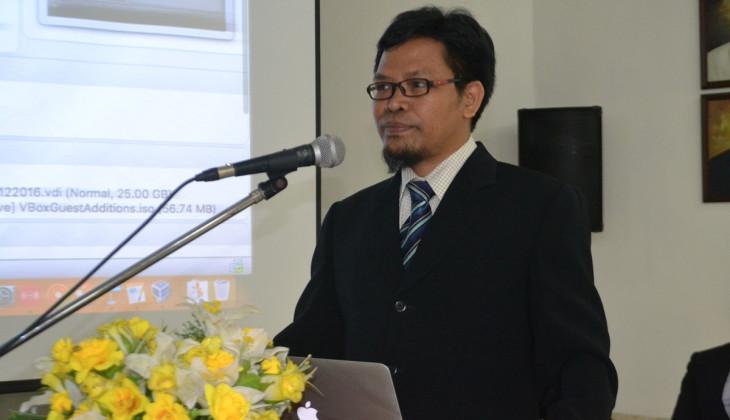 Raih Doktor Usai Teliti Upgrading Biogas
