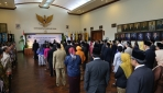 Rektor UGM Melantik 73 Pejabat Struktural