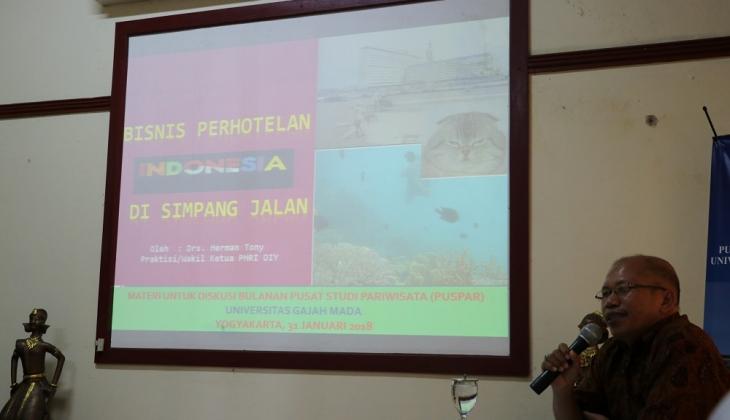 Industri Perhotelan Indonesia Kelebihan Pasokan Kamar