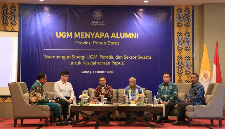 UGM Dorong Penguatan Pendidikan di Papua