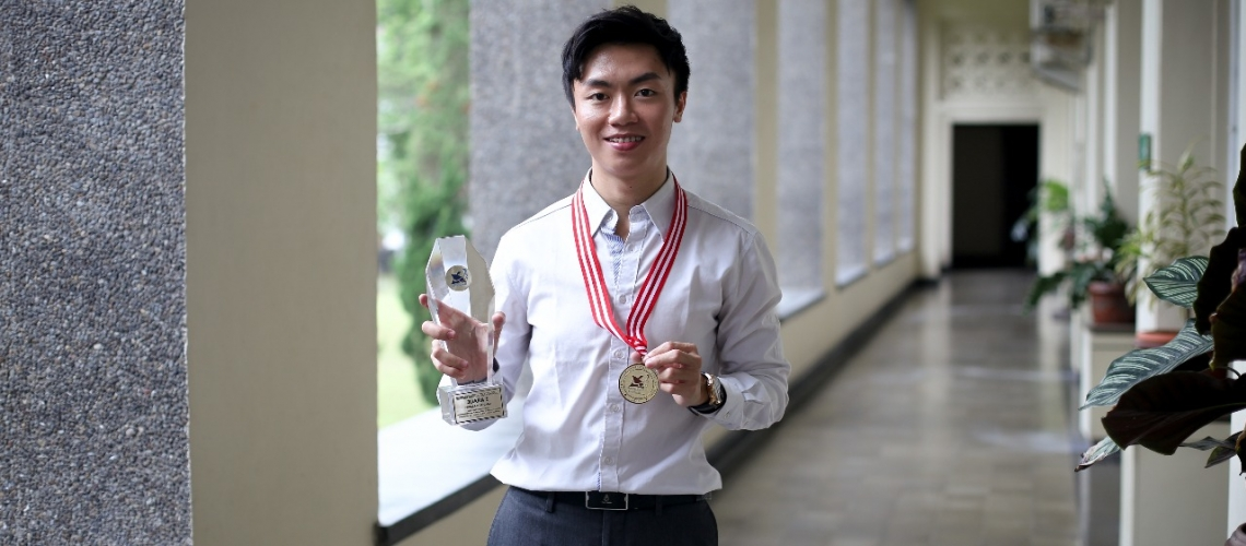 National Most Outstanding Student 2017 for Undergraduate Programme