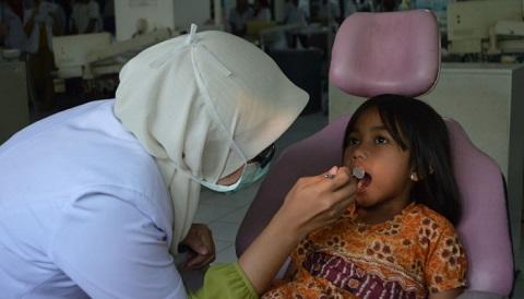 UGM Gelar Pemeriksaan Gigi Gratis