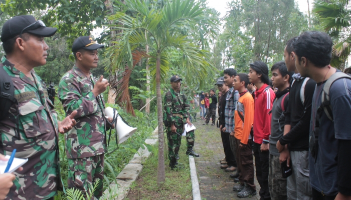 Forestry Students Trained with Soft Skills