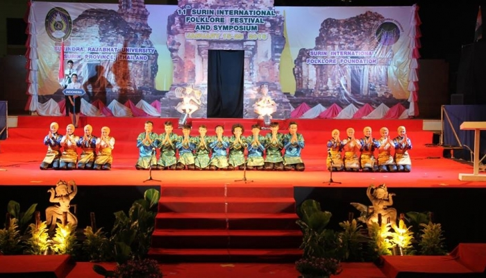 UGM Students Earn International Award at SIFFS in Thailand