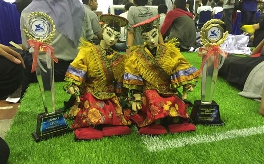 UGM Robotics Team Wins Regional Indonesian Robot Contest
