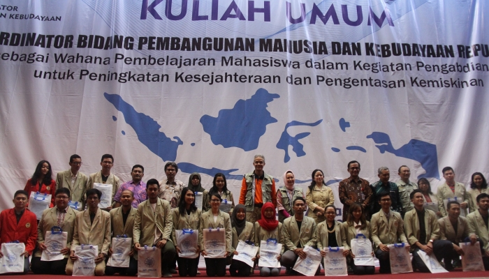 Contribution to Indonesia, 5,813 Students Join Community Service Programme