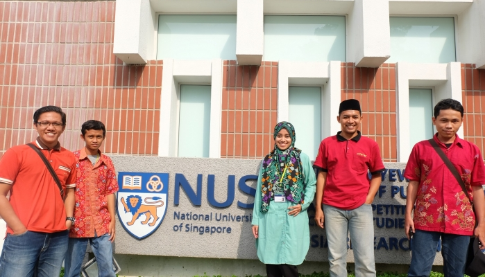 ARI NUS Fellowship 2016: A Record Year of Opportunity for CRCS Students