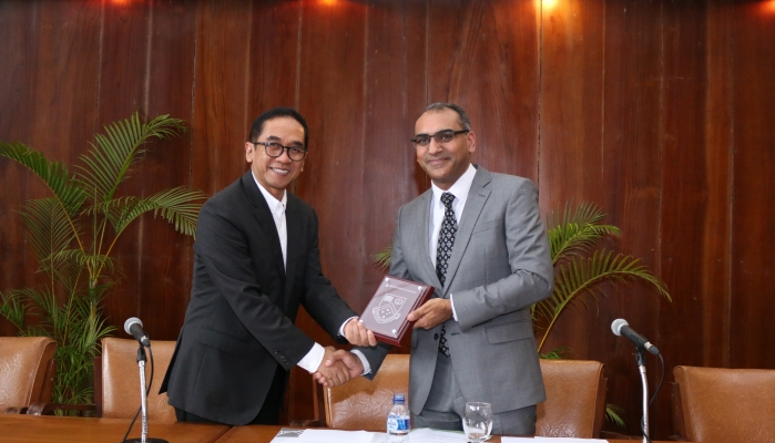 Monash Deputy Vice-Chancellor Gives Public Lecture at UGM