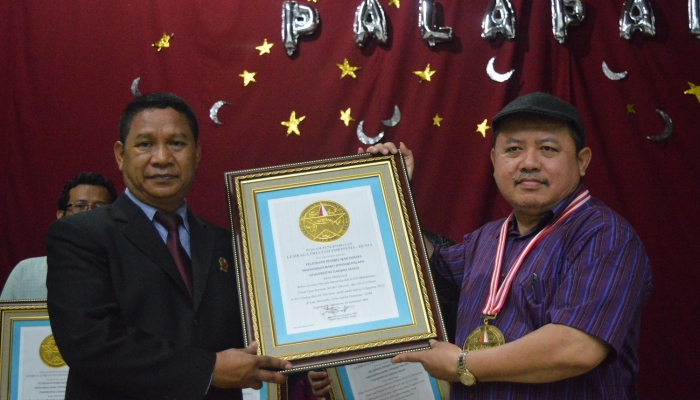 UGM New Student Induction 2016 Earns Awards from LEPRID